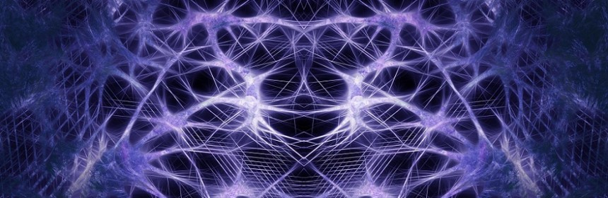 Artistic impression of neural networks