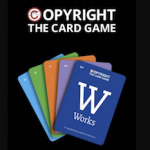 Copyright the Card Game logo