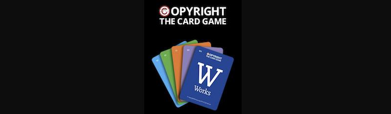 Copyright the Card Game logo