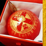 University of Edinburgh festive bauble gift by Pingked (Flickr) CC BY-NC