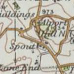 ordnance_survey_map_from_the_20th_century_of_ashleyhay_derbyshire