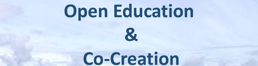 Open and co-creation