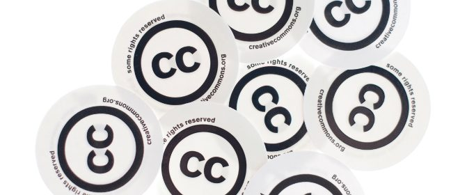 cc_stickers, CC BY 2.0, Kristina Alexanderson, flickr