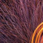 Welding sparks - decorative